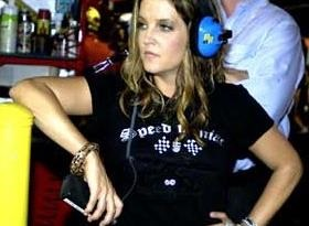 News video: Lisa Marie Presley Slims Down to Her Teenage Weight