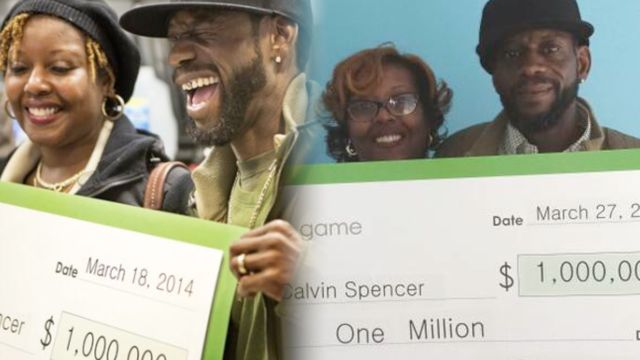 News video: Virginia Couple Wins Lottery 3 Times in 1